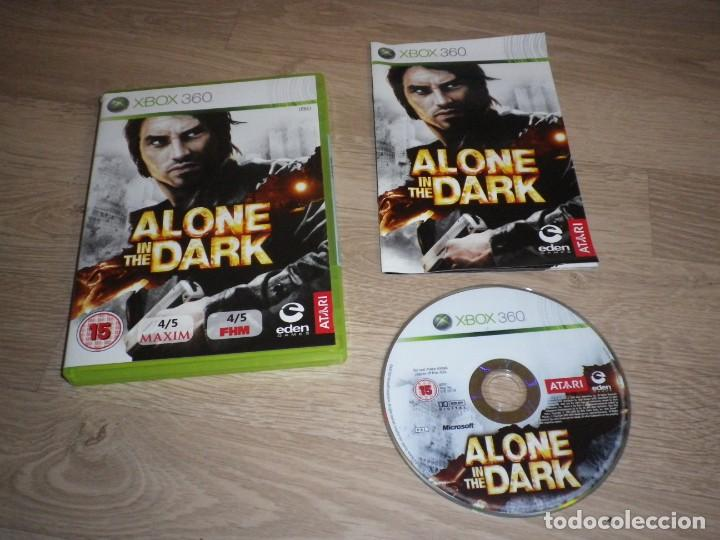 Xbox360 Juego Alone In The Dark Buy Video Games And Consoles
