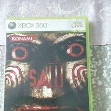 Videojogos e Consolas: SAW XBOX 360. Lote 198401341
