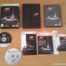 Videojuegos y Consolas: MICROSOFT XBOX 360 FORZA MOTOSPORT 3 LIMITED COLLECTORS EDITION COMPLETO PAL R10474. Lote 199197873