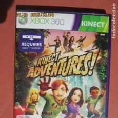 Videojuegos y Consolas: KINECT ADVENTURES ! XBOX 360 . Lote 199774415