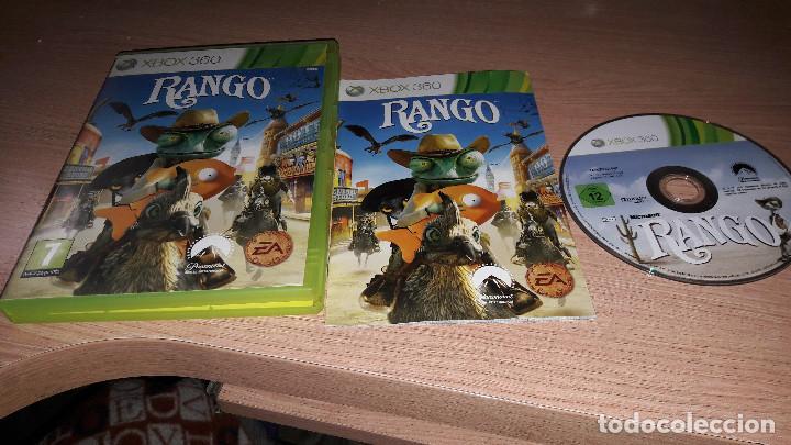 JUEGO XBOX 360 RANGO (Juguetes - Videojuegos y Consolas - Microsoft - Xbox 360)