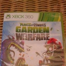 Videojuegos y Consolas: PLANTA CONTRA ZOMBIES GARDEN WARFARE XBOX 360. EA. Lote 203380043