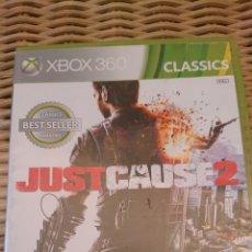 Videojuegos y Consolas: JUSTCAUSE 2 XBOX 360. Lote 203381687