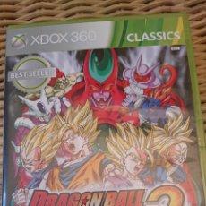 Videojuegos y Consolas: DRAGÓN BALL 2 RAGING BLAST XBOX 360. Lote 203384465