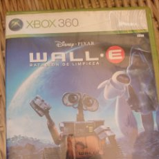 Videojuegos y Consolas: WALL E BATALLÓN DE LIMPIEZA XBOX 360 DISNEY PIXAR. Lote 203385081