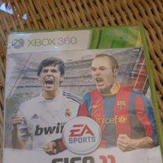 Videojuegos y Consolas: FIFA 11 EA SPORT XBOX 360. Lote 203386191