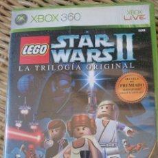 Videojuegos y Consolas: STAR WARS II LA TRILOGÍA ORIGINAL. XBOX 360. Lote 203937965