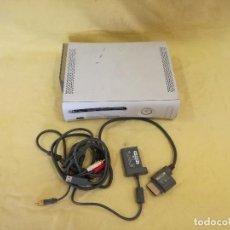 Videojuegos y Consolas: VIDEOCONSOLA XBOX 360, MÁS CABLES, SIN PROBAR. Lote 204521945