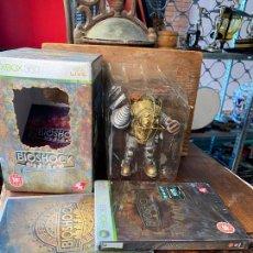 Videojuegos y Consolas: BIOSHOCK EDICION ESPECIAL JUEGO Y FIGURA BIG DADDY. Lote 205122686