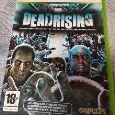 Videojuegos y Consolas: DEAD RISING VIDEOJUEGO XBOX 360. Lote 205291623