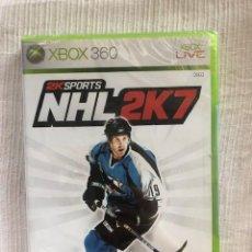 Videojuegos y Consolas: NHL 2K7 MICROSOFT XBOX 360 XBOX ONE VERSIONE PAL UK NUEVO PRECINTADO. Lote 205377521