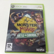 Videojuegos y Consolas: MONSTER MADNESS BATTLE FOR SUBURBIA. Lote 205524150