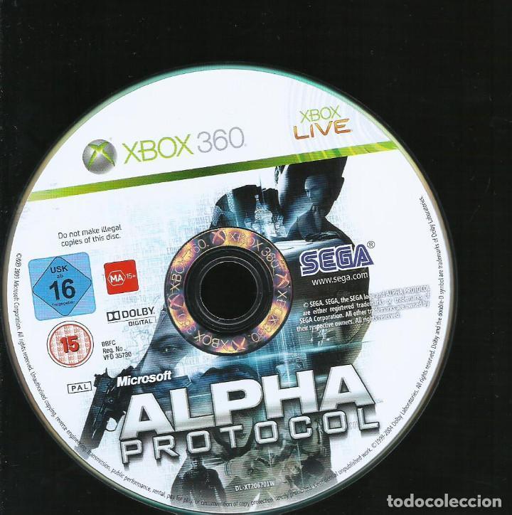 Videojuegos y Consolas: Alpha Protocol (inlc. manuel en español, idioma ingles con sub. español) - Foto 3 - 205760636