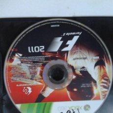 Videojuegos y Consolas: FORMULA 1 2011. XBOX 360. Lote 206427597