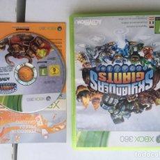Videojuegos y Consolas: SKYLANDERS GIANTS XBOX 360 X360 X-360 KREATEN SKYLANDER GIANT. Lote 206464636
