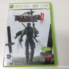 Videojuegos y Consolas: NINJA GAIDEN II. Lote 206573783