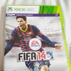 Videojuegos y Consolas: FIFA 14 XBOX 360. Lote 207204225