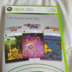 Videojuegos y Consolas: LIVE ARCADE XBOX 360. Lote 207204272