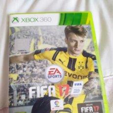 Videojuegos y Consolas: FIFA 17 XBOX 360. Lote 207204421