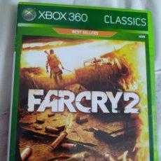 Videojuegos y Consolas: FARCRY 2 XBOX 360. Lote 207204775