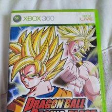 Videojuegos y Consolas: DRAGON BALL RAGING BLAST XBOX 360. Lote 207204881