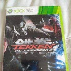 Videojuegos y Consolas: TEKKEN TAG TOURNAMENT 2 XBOX 360. Lote 207204966