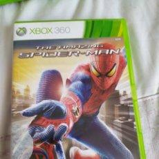 Videojuegos y Consolas: THE AMAZING SPIDER-MAN XBOX 360. Lote 207205022