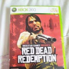 Videojuegos y Consolas: RED DEAD REDEMPTION XBOX 360. Lote 207205088