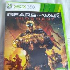 Videojuegos y Consolas: GEARS OF WAR JUDGMENT XBOX 360. Lote 207205956