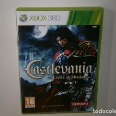 Videojuegos y Consolas: CASTLEVANIA: LORDS OF SHADOWS XBOX 360. Lote 208808040