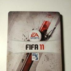 Videojogos e Consolas: FIFA 11 EDICION COLECCIONISTA CAJA METALICA XBOX360. Lote 209163953