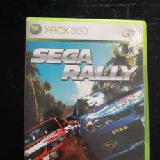 Videojogos e Consolas: XBOX 360 - SEGA RALLY. Lote 209195663