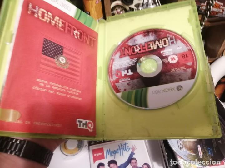 Videojuegos y Consolas: Homefront Videojuego Xbox 360 - Foto 2 - 209898115