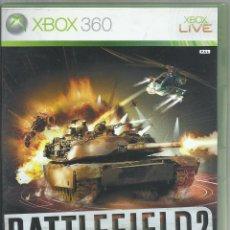Videojuegos y Consolas: BATTLEFIELD 2: MODERN COMBAT (CONTIENE MANUAL). Lote 210090800