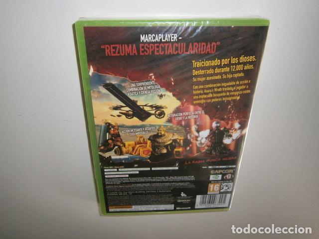 Videojuegos y Consolas: asuras wrath xbox 360 nuevo - Foto 3 - 210538743