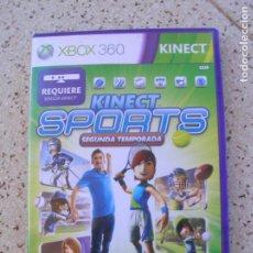 Videojuegos y Consolas: JUEGO DE X BOX 360. Lote 210569738