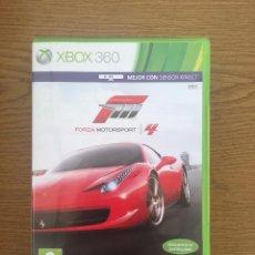 Videojuegos y Consolas: FORZA MOTORSPORT 4 XBOX 360. Lote 210664574