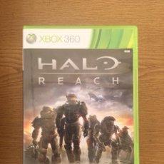 Videojuegos y Consolas: HALO REACH XBOX 360. Lote 210664911