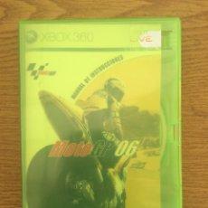 Videojuegos y Consolas: MOTO GP 06 XBOX 360. Lote 210664990