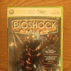 Videojuegos y Consolas: BIOSHOCK XBOX 360. Lote 210665057