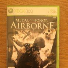 Videojuegos y Consolas: MEDAL OF HONOR AIRBORNE XBOX 360. Lote 210665497