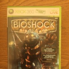 Videojuegos y Consolas: BIOSHOCK XBOX 360. Lote 211512397