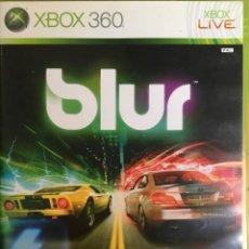 Videojuegos y Consolas: BLUR - XBOX 360. Lote 211562012