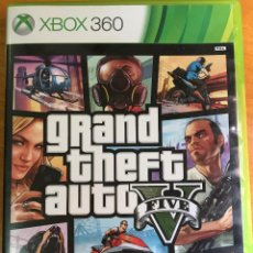 Videojuegos y Consolas: GTA V - XBOX 360. Lote 211562125