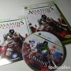 Videojuegos y Consolas: ASSASSINS CREED 2 ( XBOX 360 - PAL - ESPAÑA). Lote 211870102