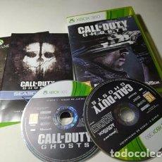 Videojuegos y Consolas: CALL OF DUTY GHOSTS ( XBOX 360 - PAL - ESPAÑA). Lote 211870493