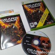 Videojuegos y Consolas: GEARS OF WAR ( XBOX 360 - PAL - ESPAÑA). Lote 211870605
