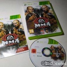 Videojuegos y Consolas: EA SPORTS - MMA ( XBOX 360 - PAL - ESPAÑA). Lote 211870842