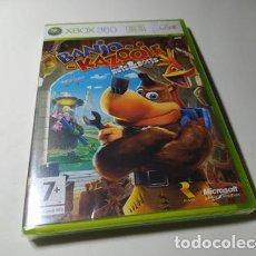 Videojuegos y Consolas: BANJO - KAZOOIE - NUTS & BOLTS ( PRECINTADO!) ( XBOX 360 - PAL - ESPAÑA). Lote 211871065