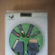 Videojuegos y Consolas: CABLE AV DIGITAL XBOX 360. Lote 211965930